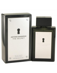 The Secret by Antonio Banderas,Eau De Toilette Spray 3.4 oz, For Men