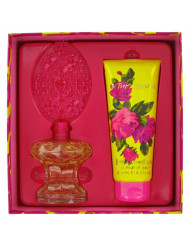 Gift Set -- 3.4 oz Eau De Parfum Spray + 6.7 oz Shower Gel