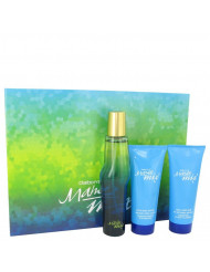 Mambo Mix by Liz Claiborne,Gift Set -- 3.4 oz Eau De Cologne Spray + 3.4 oz After Shave Soother + 3.4 oz Shower Gel, For Men