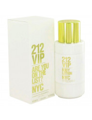 212 Vip Perfume by Carolina Herrera, 6.7 oz Body Lotion
