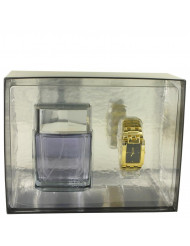 I Am King by Sean John,Gift Set -- 3.4 oz Eau De Toilette Spreay + Watch, For Men