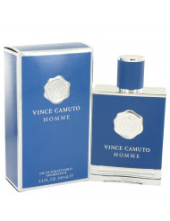 Vince Camuto Homme Cologne by Vince Camuto, 3.4 oz Eau De Toilette Spray
