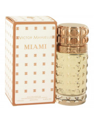 Victor Manuelle Miami Cologne, 3.4 oz Eau De Parfum Spray