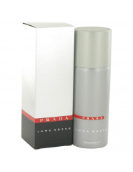 Prada Luna Rossa Cologne by Prada, 5 oz Deodorant Spray