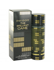 The Brilliant Game Cologne by Davidoff, 3.4 oz Eau De Toilette Spray
