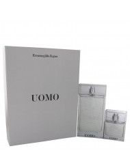 Gift Set -- 3.4 oz Eau De Toilette Spray + 1 oz Eau De Toilette Spray