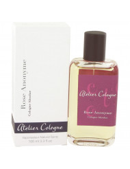 Rose Anonyme Perfume by Atelier Cologne, 3.3 oz Pure Perfume Spray (Unisex)