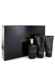 Unforgivable Cologne by Sean John, Gift Set - 4.2 oz Eau De Toilette Spray + 3.4 oz Shower Gel + 3.4 oz After Shave Balm