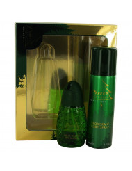 Gift Set - 4.2 oz Eau De Toiette Spray + 6.7 oz Body Spray