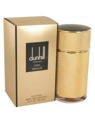 Dunhill Icon Absolute Cologne by Alfred Dunhill, 3.4 oz Eau De Parfum Spray