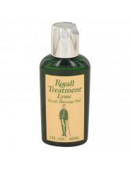 Royall Lyme Cologne by Royall Fragrances, 2 oz Fresh Massage Oil