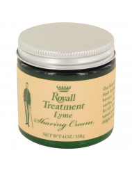 Royall Lyme Cologne by Royall Fragrances, 4 oz Shaving Cream