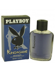 Playboy King Of The Game Cologne by Playboy, 3.4 oz Eau De Toilette Spray