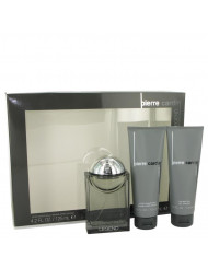 Pierre Cardin Legend Cologne by Pierre Cardin, Gift Set - 3.4 oz Cologne Spray + 4.2 oz After Shave Balm + 4.2 oz Shower Gel