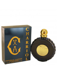 Imperial Saphir Cologne by Charriol, 3.4 oz Eau De Parfum Spray