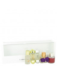 Gift Set - Mini Set includes 212, 212 VIP, CH, CH Eau De Parfum Sublime, and CH L'eau in beautiful gift box.