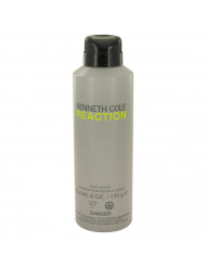 Kenneth Cole Reaction Cologne by Kenneth Cole, 6 oz Body Spray