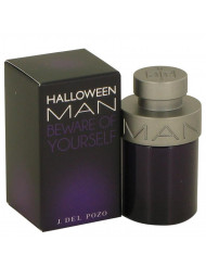 Halloween Man Beware Of Yourself Cologne by Jesus Del Pozo, 0.13 oz Mini EDT