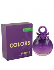 United Colors Of Benetton Purple Perfume by Benetton, 2.7 oz Eau De Toilette Spray