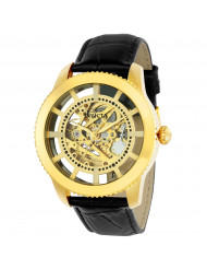Invicta Men's 22571 Vintage Automatic 3 Hand Gold Dial Watch