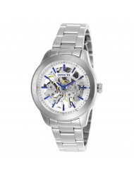 Invicta Women's 25750 Vintage Mechanical 3 Hand Silver Dial Watch