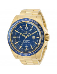 Invicta Men's 30520 Speedway Automatic 3 Hand Blue Dial Watch