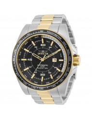 Invicta Men's 30522 Speedway Automatic 3 Hand Black Dial Watch