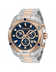 Invicta Men's 31323 Bolt Quartz Chronograph Blue Dial Watch