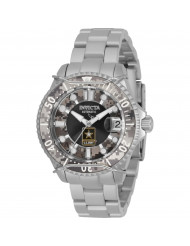 Invicta Women's 31855 U.S. Army Automatic Chronograph Black, Camouflage Dial Watch