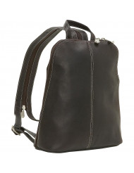 Woman's Sling BackPack - LD-1500-Cafe