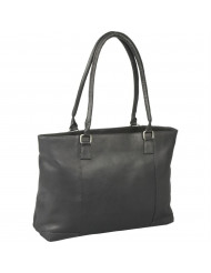 Laptop Tote/Brief - LD-4026-BL