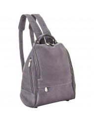 Top Handle N-S Back Pack - LD-9112-GRY