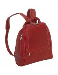 Top Handle N-S Back Pack - LD-9112-Red