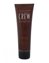 Light Hold Gel by American Crew for Men - 8.45 oz Gel