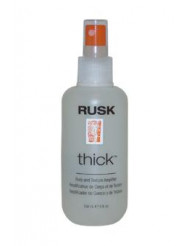 Thick Body and Texture Amplifier by Rusk for Unisex - 6 oz Texture Amplifier