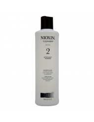 System 2 Cleanser Nioxin Cleanser for Unisex 10.1 oz