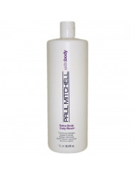 Extra Body Daily Rinse Conditioner Paul Mitchell Conditioner for Unisex 33.8 oz