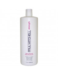 Super Strong Shampoo Paul Mitchell Shampoo for Unisex 33 oz