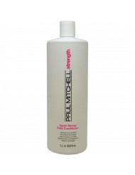 Super Strong Conditioner Paul Mitchell Conditioner for Unisex 33 oz