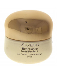 Benefiance NutriPerfect Day Cream SPF15 Shiseido Day Care for Unisex 1.7 oz