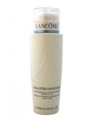 Galateis Douceur Gentle Softening Cleansing Fluid by Lancome for Unisex - 13.5 oz Cleanser