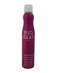 Bed Head Superstar Queen For A Day Thickening Spray by TIGI for Unisex - 10.2 oz Hair Spray