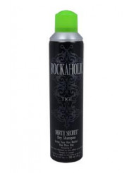 Rockaholic Dirty Secret Dry Shampoo by TIGI for Unisex - 6.3 oz Shampoo