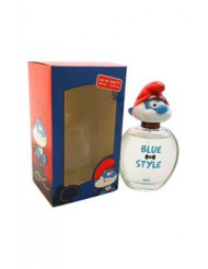 The Smurfs Blue Style Papa by First American Brands for Kids - 3.4 oz EDT Spray