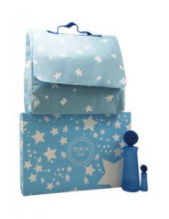 Tous Kids Boy by Tous for Kids - 3 Pc Gift Set 3.4oz EDT Spray, 0.15oz EDT Splash, Tous Kids BackPack