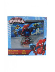 Ultimate Spider Man by Marvel for Kids - 2 Pc Gift Set 1.01oz EDT Spray, Case