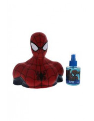 Ultimate Spider Man by Marvel for Kids - 2 Pc Gift Set 3.4oz Cool Cologne Spray, Money Box
