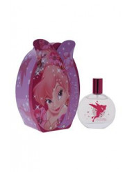 Disney Tinker Bell by Disney for Kids - 2 Pc Gift Set 1.7oz EDT Spray, With Metal Box