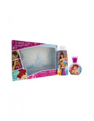 Princess by Disney for Kids - 2 Pc Gift Set 3.4oz EDT Spray, 10.1oz Shower Gel