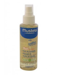 Massage Oil by Mustela for Kids - 3.71 oz Oil